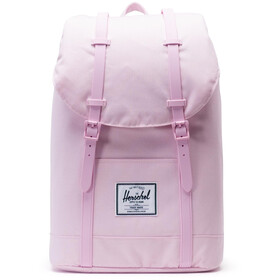 Herschel Retreat Selkäreppu 19,5l, pink lady crosshatch